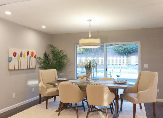 Hillview Dining Room Interior Design