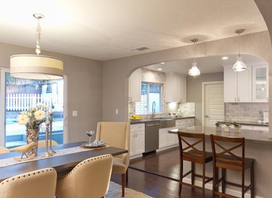 Hillview Dining Room Interior Design